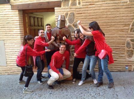 Gymkana para despedidas de solteras Toledo