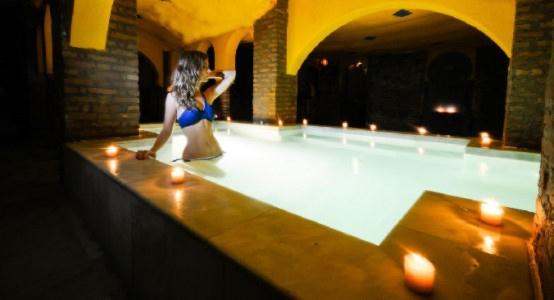 baños arabes en Toledo despedidas de solteras