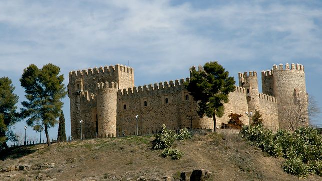 Castillo de San servando Toledo